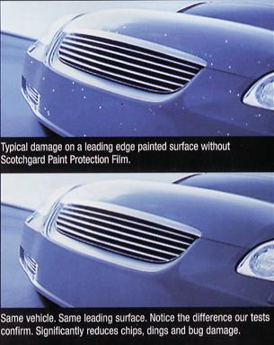 3m Protection Karmichaels Auto Salon Auto Detailing